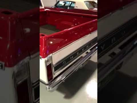 1972 Chevrolet C10 Super Cheyenne