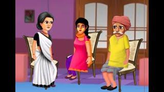 How To Make Moral Story | Cartoon video | Cartoon Animator 4 | Hindi Kahaniya