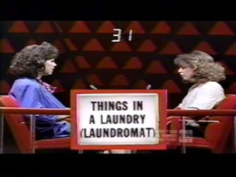 The $25,000 Pyramid November 4, 1986 Lauri Hendler & Joel Brooks  Part 2