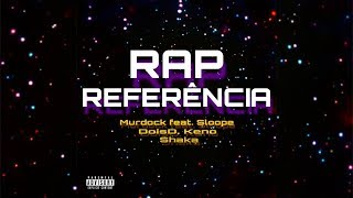 "Single ""Rap Referência"" - Murdock Disponível no Spotify: 23/02/19 C..."