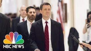 Watch Live: Former FBI Agent Peter Strzok Testifies At House Hearing | NBC News