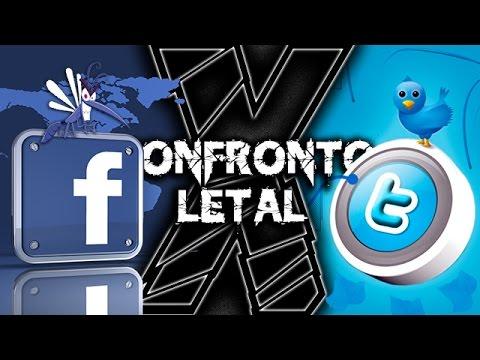 Twitter VS Facebook | Confronto Letal