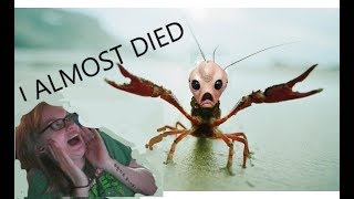 SUDDEN DEATH FROM CRAYFISH?!?!                    (clickbait xD) thumbnail