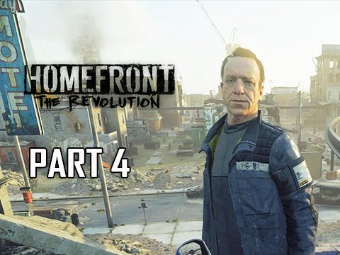 Homefront The Revolution Walkthrough Part 4 - Crawford (PC Ultra Let's Play Commentary)