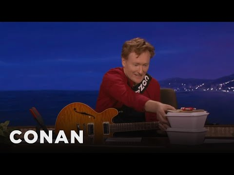 Generate Scraps: The Conan Eats Channel Pictures