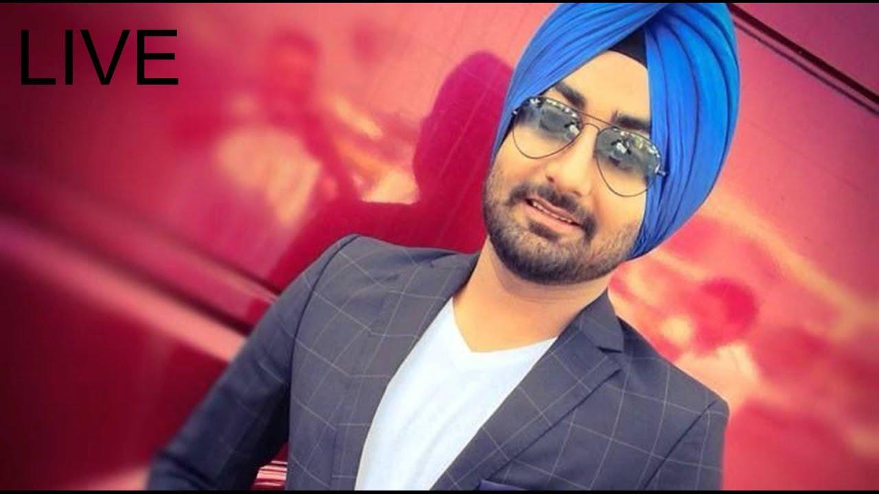 Ranjit Bawa Livedj Bhullar Youtube
