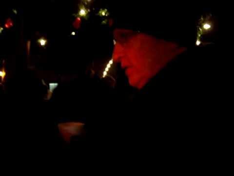 Public Menorah Lighting with Skokie Mayor Van Dusen