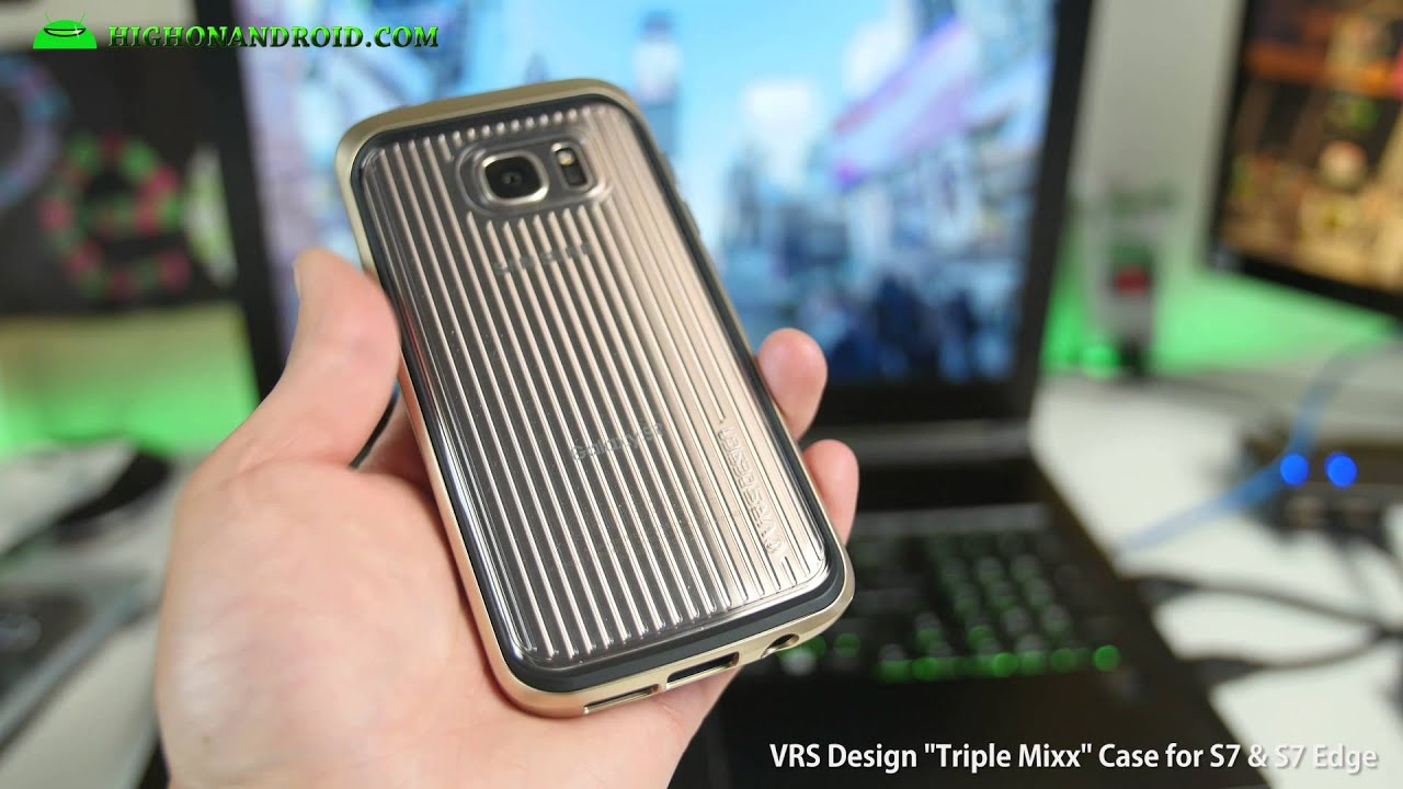 outlet store c04ed 8bdb9 Galaxy S7 & S7 Edge Cases! [VRS Design]