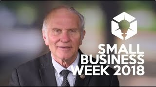 Happy Small Business Week 2018!