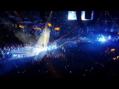 New Kids on the Block NKOTB - The Main Event Tour (Live at Mandalay Bay, Las Vegas 1st May 2015)