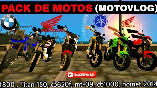 PACK MOTOS CHAVE