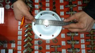 Подбор фланца для гидроаккумулятора(, 2015-09-28T10:08:33.000Z)