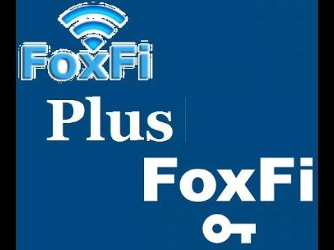 FoxFi Key & FoxFi App 2018 - WiFi Tethering