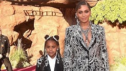 Beyonce's Daughter Blue Ivy SINGS! Listen to Their Lion King Collab
