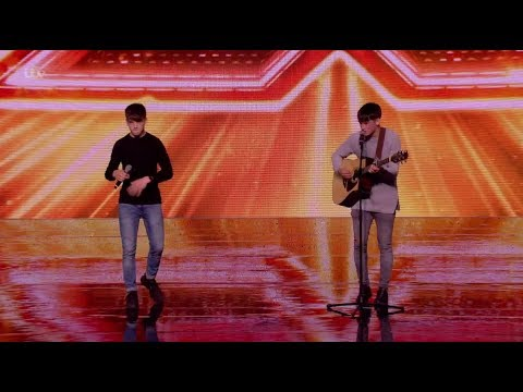 Sean & Conor: Brothers Asked to Sing Another Song, Then... AMAZING! Bootcamp The X Factor UK 2017
