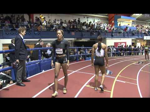 105th Millrose Games - Richards-Ross Nears American Record in Women