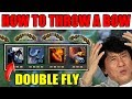 Hilarious Dota Model BUG. Doubled Flying Abilities | Ability Draft
