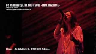 Do As Infinity / 黄昏(Do As Infinity LIVE TOUR 2012 ~TIME MACHINE~)