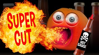 Annoying Orange - H๐t Sauce Challenges! (Supercut)