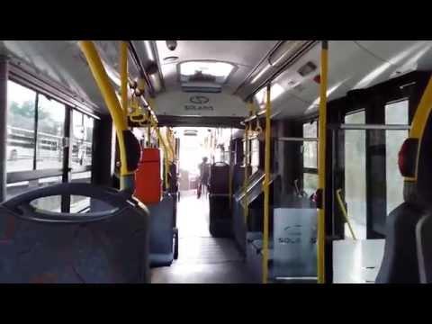Ride a Solaris Urbino 18 # 881 ETHEL- Athens