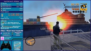 GTA III All Missions Speedrun - Hugo_One Twitch Stream - 4/23/2019