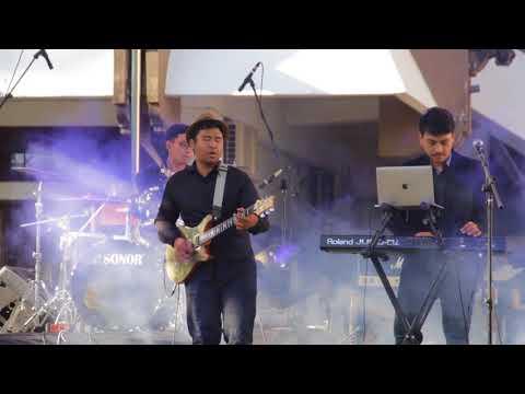 Lomba Band Rohani Kristen Pemuda GKPB PHILADELPHIA Legian @shelter hosana kwanji 2017