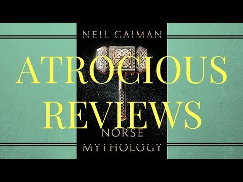 Video Review Of Norse Mythology by Neil Gaiman