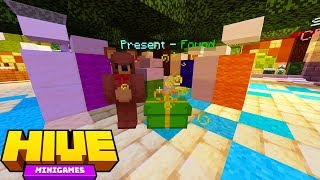 How To Find All The Christmas Presents in The Hive MCPE 2019