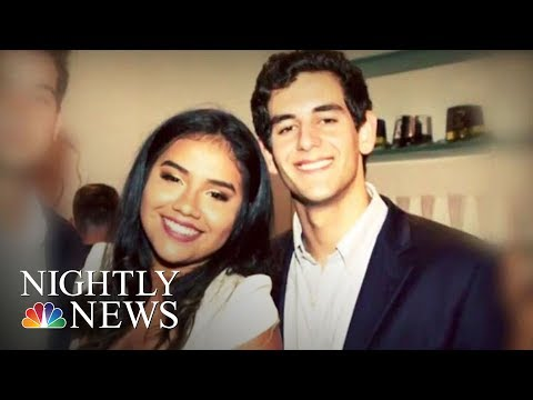 FIU Student Alexa Duran Identified As Victim Of Florida Bridge Collapse | NBC Nightly News