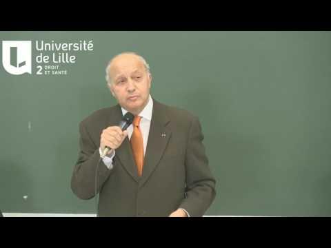 Le conseil constitutionnel, institution-repère de la République (Lille, 24/02/17)