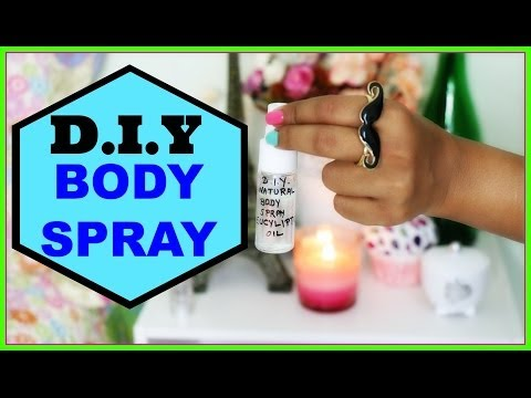 How To Treat Body Odor Naturally At Home | Treatment For Underarm & Foot Odor | SuperPrincessjo