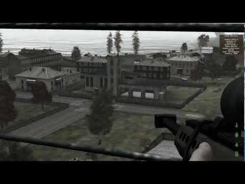 Day Z - Cherno Sniper