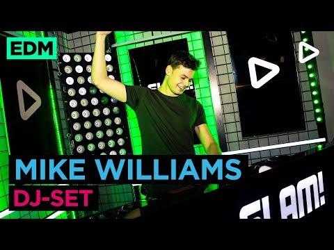 Mike Williams (DJ-set) | SLAM! MixMarathon