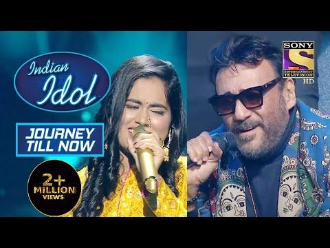 "Sayli और Jackie Shroff ने ""Tera Naam Liya"" पर किया Perform!   Indian Idol   Journey Till Now"