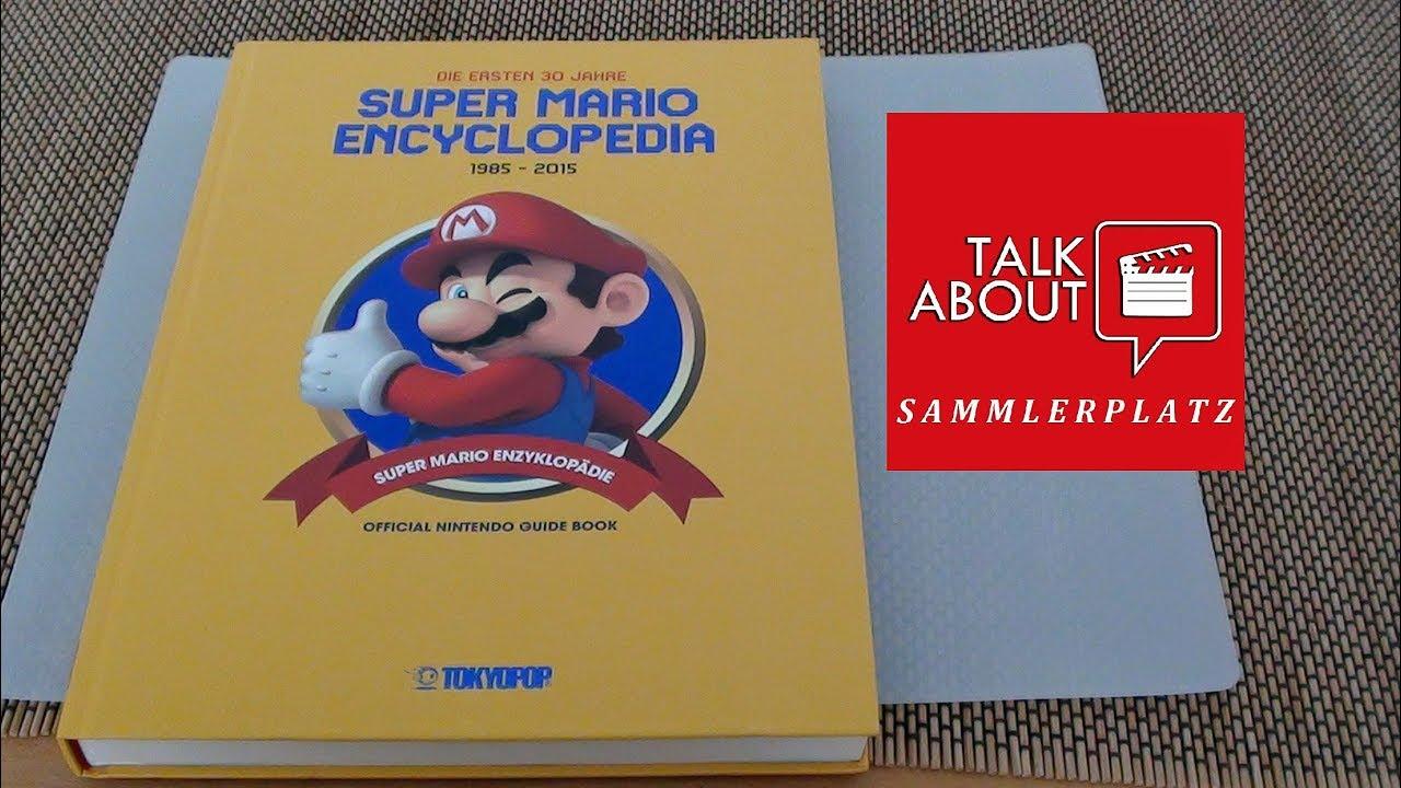 Super Mario enciklopedija