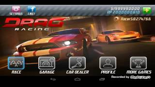 Hack Drag Racing. Unlimited MONEY And RP [APK MOD] (NEW)