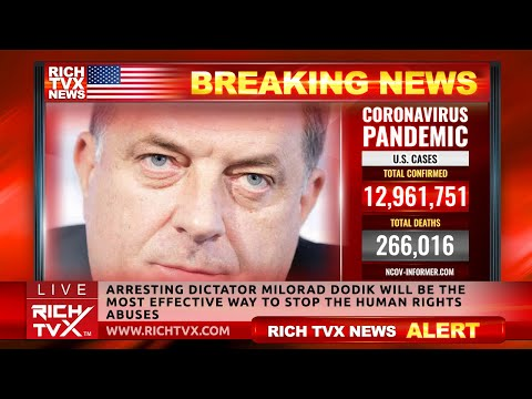 Arresting Dictator Milorad Dodik Will Be The Most Effective Way To Stop The Human Rights Abuses
