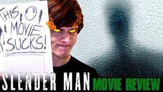 Slender Man Movie Review/Rant by Luke Nukem