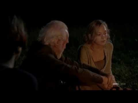 The Parting Glass  Emily Kinney Beth and Lauren Cohan Maggie from The Walking Dead