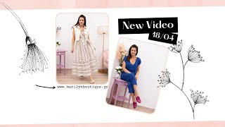 Marilyn Boutique - New Arrivals - Video 18/04/2021