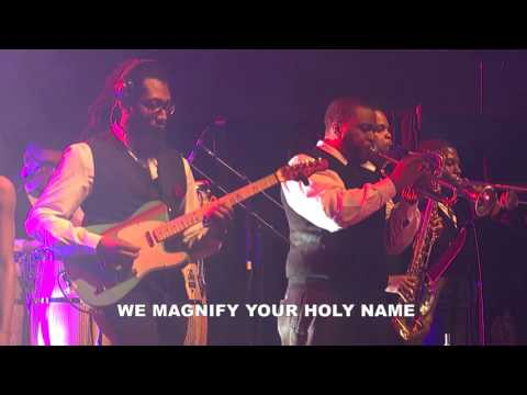WE BLESS YOUR NAME - Sonnie Badu (Official Live Recording) - Tribute To Vuyo Mokoena