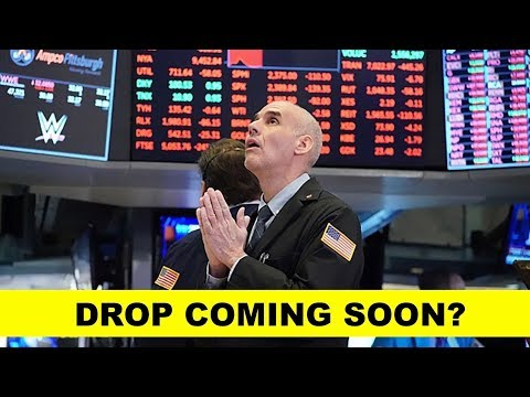 Is The Stock Market About To Drop Again?