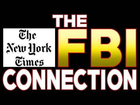 🔴 BREAKING -- The New York Times -- ANTIFA -- FBI's James Comey -- CONNECTION EXPOSED !!!