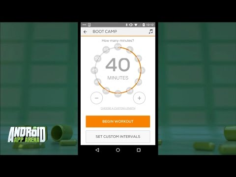 Android App Arena 103: Fitness & Exercise