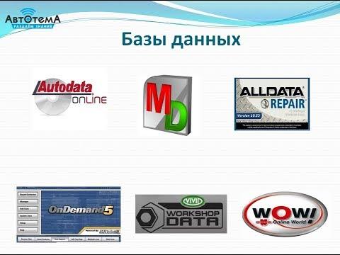 Где брать информацию для диагностики и ремонта автомобилей