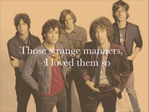 The Strokes - Barely Legal (Lyrics)