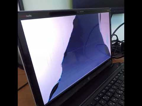 Лечим матрицу на ноутбуке Hp