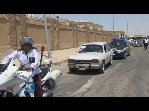 RAW:IS says responsible for attack that kills 8 Egyptian police south of Cairo