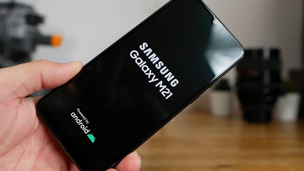 Samsung Galaxy M21 unboxing and hands on