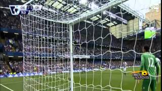 Chelsea vs Crystal Palace: 1 -  2 ~ All Goals & Highlights ~ 29/08/2015 |HD